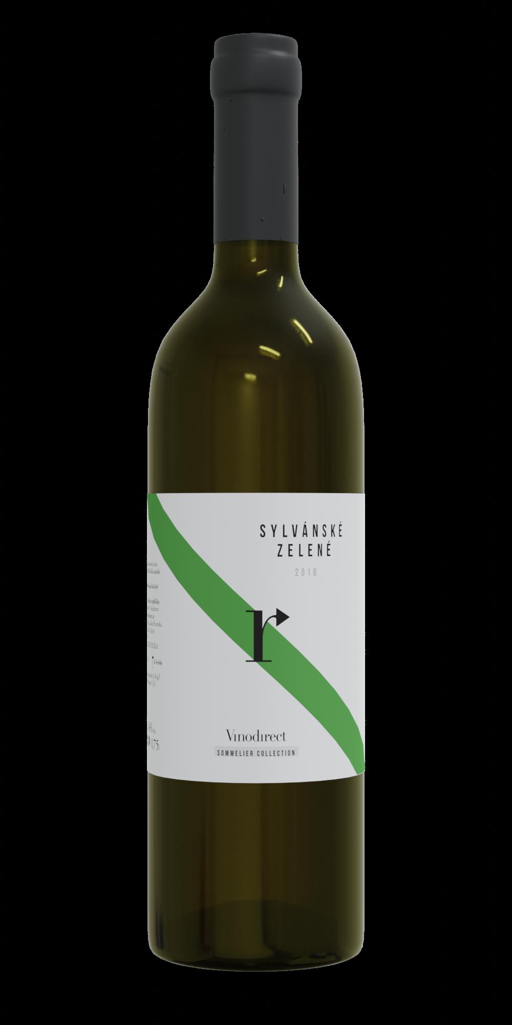 Sylvánské zelené 2018