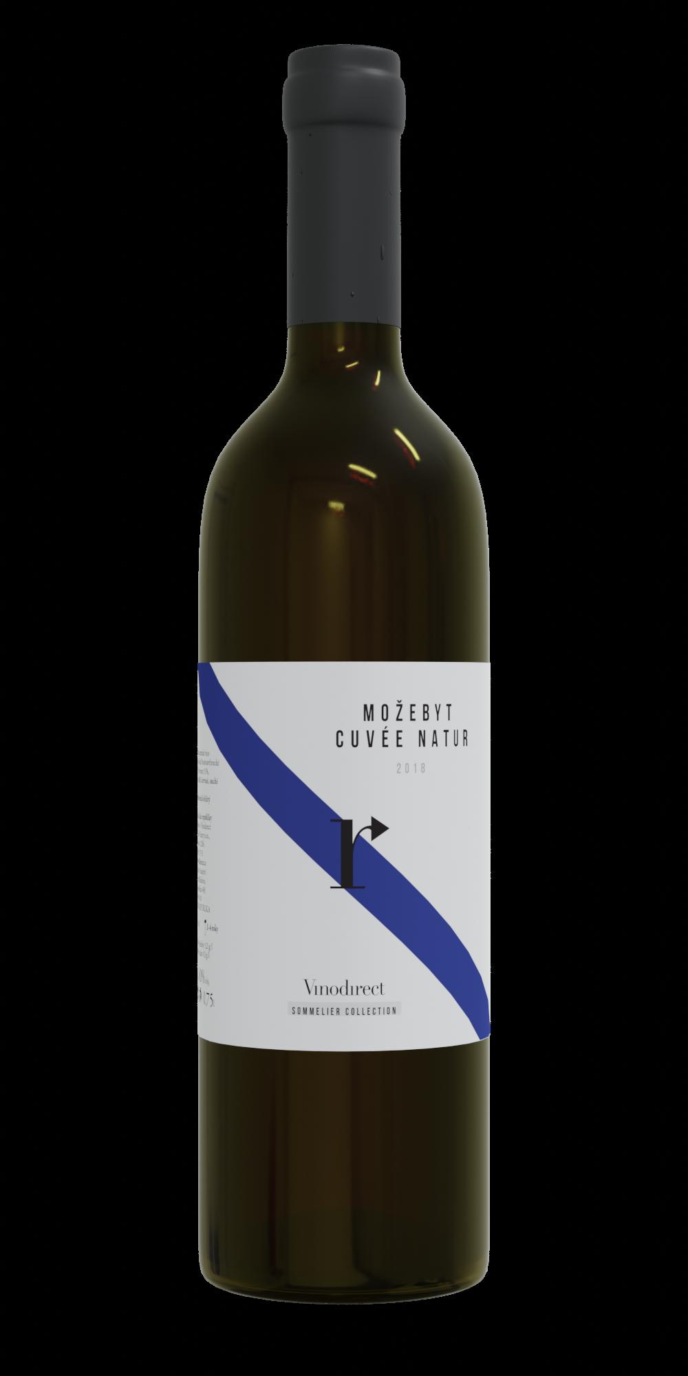 Vinodirect - Možebyt Cuvée Natur 2018