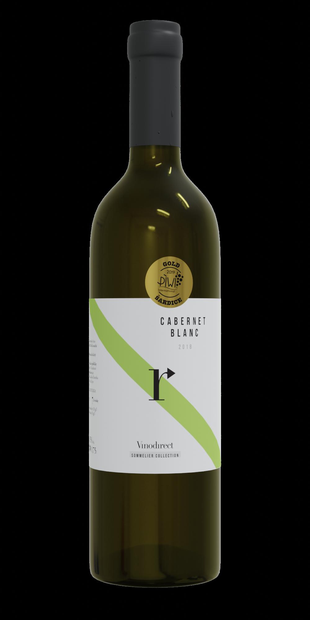 Cabernet Blanc 2018